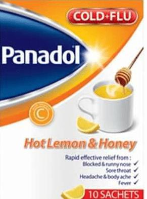 اند فلو بالعسل والليمون